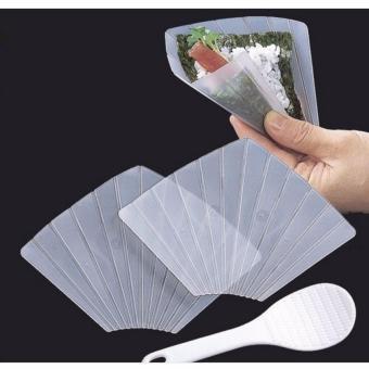 Universal Sushi Fan Shape Mould
