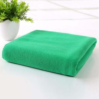 ... Harga Penyerap serat mikro pengeringan mandi handuk pantai renang handuk 30 cm x 70 cm