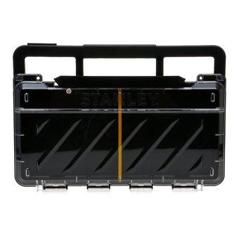 "Harga Stanley tempat perkakas 16"" Toolbox Set Case - Clear STST74301-8"