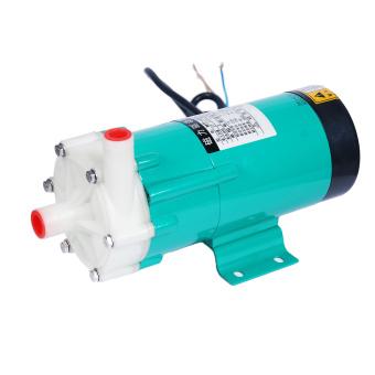 Magnetic Circulation Water Pump MP-20RZM 220V 50HZ 10L/min 4.6m Head (60HZ 11L/min 6.9m Head) CE Certificate Chemical liquid transport pump Strong wear resistance and corrosion resistance for water and chemical liquid - intl