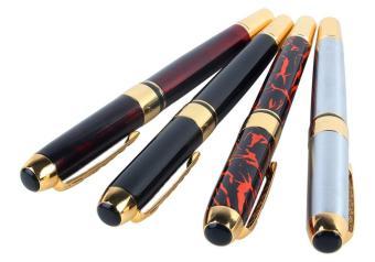 weisizhong 4 Pcs Jinhao 250 Fountain Pen in 4 Colors