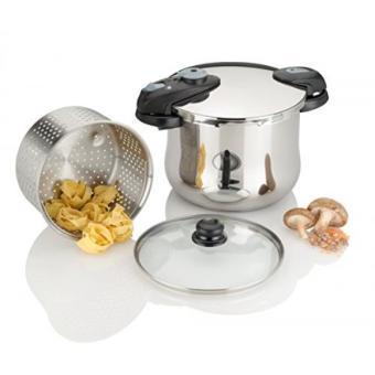 GPL/ FAGOR Futuro 10 qt Pressure Cooker Set/ship from USA - intl