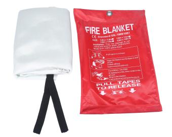 ooplm Emergency Survival Fiberglasses Fire Blacket 47.24 X 70.87 Inch
