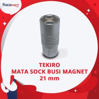 Tekiro Magnetic Spark Plug 21 mm / Mata Sock Busi Magnet