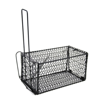 HKS Iron Mousetrap Cage (Black)