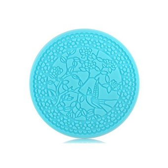 Cake Embossing Mold (Blue)