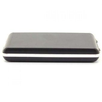 Universal Pocket Flip Open Precision Digital Jewelry Scale 500g x 0.1g - Hitam