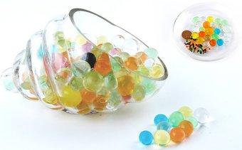 200G Crystal Soil Mud Vase Filler Water Pearls (Multicolor)