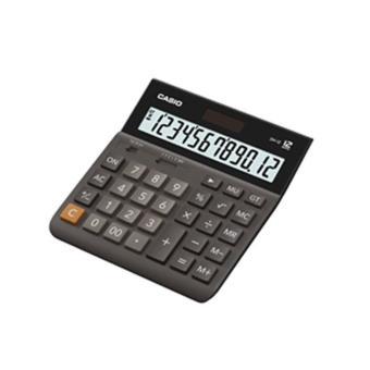 Harga Casio Kalkulator Desktop DH-12 - Hitam