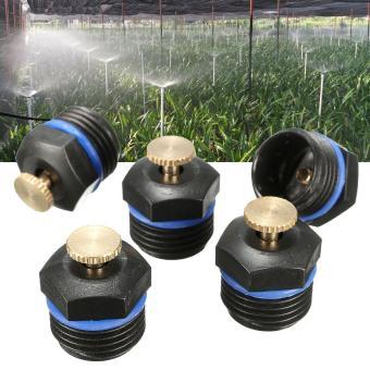 30pcs Garden Water Lawn Irrigation Spray System Sprinkler Head Plant Flower Cooling - intl