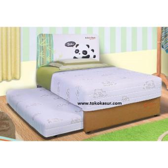 Florence Gooddreams 2in1 Kiddos Panda 120x200 Komplit Set