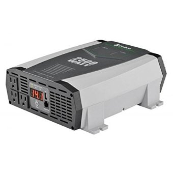Cobra CPI2590 2500W Professional Power Inverter - intl