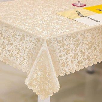 PVC Disposable Tablecloth Checkered Tablecloth Rectangular Tablecloth Anti-oil Table Cloth Picnic Cloth American Pastoral Tablecloth 110cm X 150cm Tablecloth intl