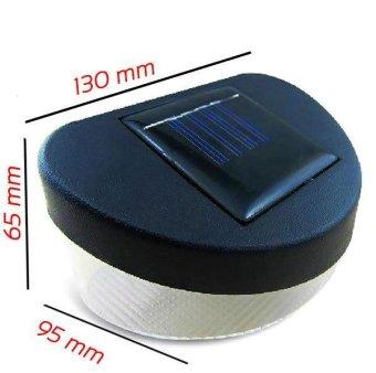 Solar Power Mart Lampu Pagar Solar Power 2 Led