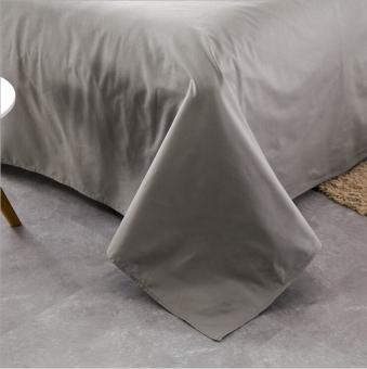 Solid Color Bedsheet & Pillowcase Sets A92791