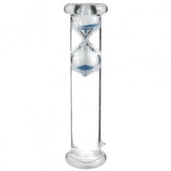 G.W. Schleidt 3 Minute Newton Glass Sand Timer - intl
