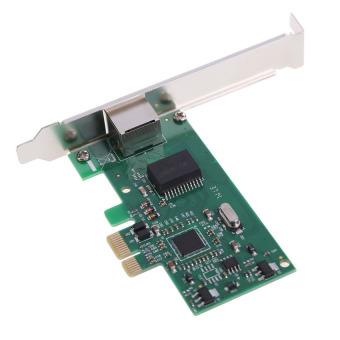 HKS PCI-E Express 10/100/1000M Gigabit Ethernet LAN NetworkController Card - intl