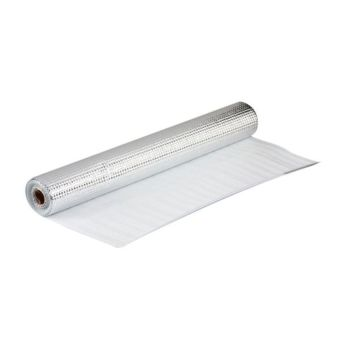 HKS Aluminum Coated PE Foam Insulation Sheet (Silver)