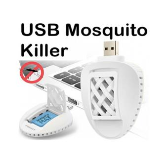 1Shop Mosquito Killer Usb-Putih