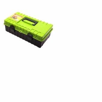 Kenmaster K 380 Tool Box Plastik Hijau