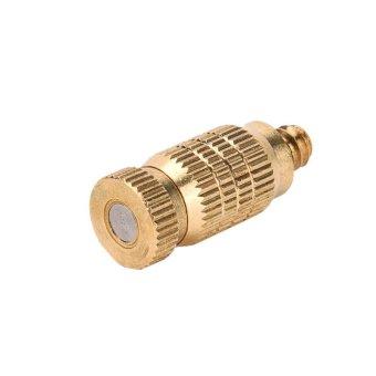 Adjustable Water Flow Brass Spray 0.1MM - intl