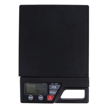10kg/1g Electronic Commercial Postal Scales Digital Kitchen Scale - intl