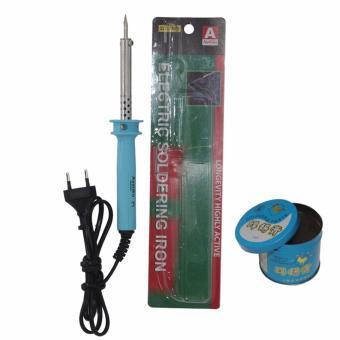 EELIC SOR-40W5 -SP Solder 40 Watt + PASTA SOLDER