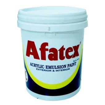 Afatex Cat Lantai Lapangan Olahraga Sport Court Flooring Paint 1 Pail - 20 Kg - Poinsettia