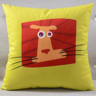 Pass one of the 12 constellations -pillow against ,45x45cm - intl