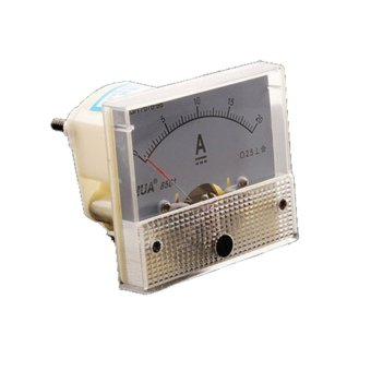 HAOFEI 20A 85C1 20 AMP Analog Panel Meter Current Ammeter - intl