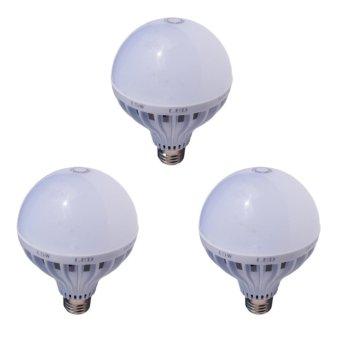 3 Pcs LED Emergency Ajaib - Sentuh nyala 15 Watt