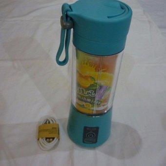 Harga Hoky USB Portable Rechargeable Juicer Blender