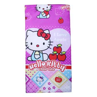 Himaro Alas Setrika Hello Kitty - Ungu