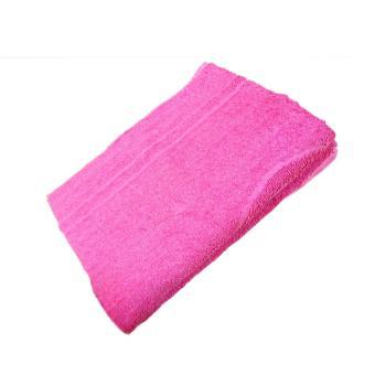 Harga Ashafa Handuk Mandi Murah Ukuran Besar 60 x 140 cm - Pink