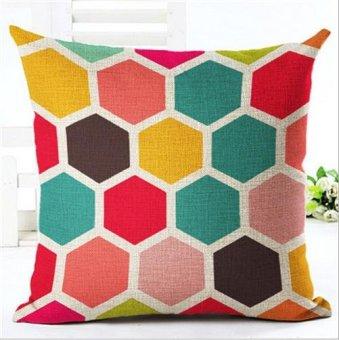 Girlhood Creative stripes pillow case - intl