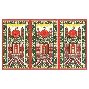 Sajadah ROLL Medeena 105 x 570 cm 21001 Masjid Merah