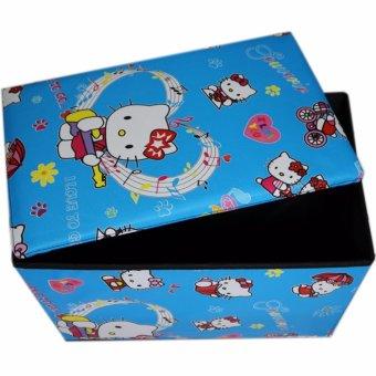 Harga Nadaga Box Duduk / Kotak Penyimpanan / Box Mainan / Tempat Penyimpanan Barang AJ8