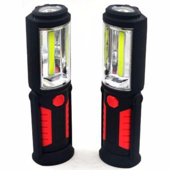 Universal Lampu Gantung Emergency - Merah/Hitam