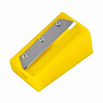 Rectangular Cucumber Slicer (Yellow)