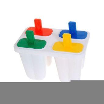 HAOFEI Ice Freezer Pop Mold (Multicolor)