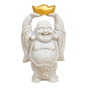 Hue Maitreya patung batu patung Budha patung ukiran tangan #1