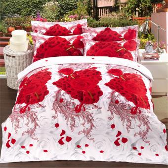Bedsheet & Pillowcase Set