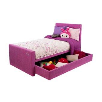 Harga Therapedic Kids Sliding Storage 120x200 Komplit Set