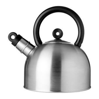 NEW - Ikea Vattentat ~ Cerek / Ketel / Teko 2 Liter | Stainless Steel Kettle
