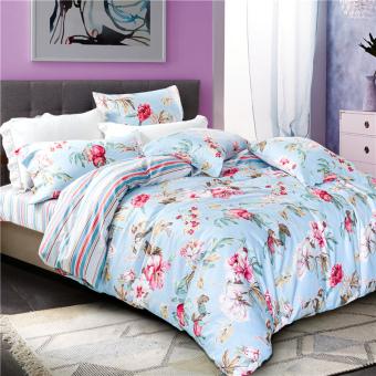 100% Cotton Beautiful Bedding Set Bedding Sets Bedclothes Duvet Cover Sheets Pillowcase