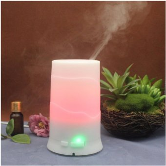 Harga Starvideo Thread Electric Essential Oil Diffuser Atomization Fragrance Humidifier Colorful Aromatherapy Oil Diffuser 100ml Ultrasonic