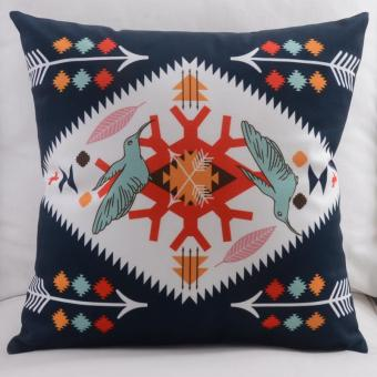 The North abstract few -pillow against ,55x55cm - intl