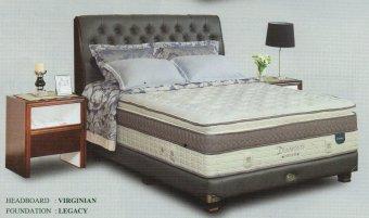 Harga Guhdo Spring Bed Diamond Dream Komplit Set - 180x200