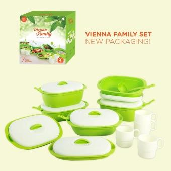 Greenleaf Vienna Family Set New - NEW/V/02