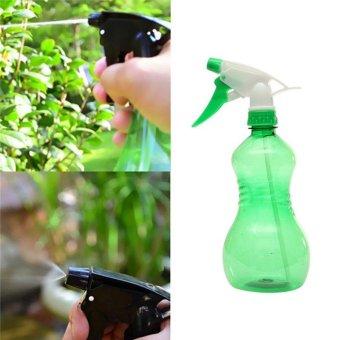 Multifunction Plastic Gardening Flower Plant Grass Water Fine Mist Spray Bottle - intl